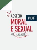 Cartilha - Assedio Moral e Sexual