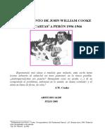 Recalde A. - El pensamiento de JWC en las cartas a Perón (1955-1966)