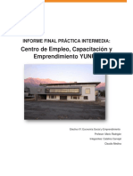 v3 Carvajal Medina Informe Pre practica Final