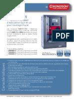 PAW4500-VES-COFFRET 6ZONES