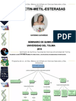 SEMINARIO PECTINMETILESTERASAS