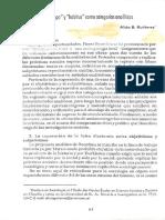 Gutiérrez, Alicia - Acerca de campo y hábitus como categorías analíticas.pdf