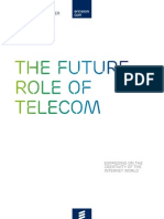101117 Future Role of Telecom