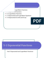 5-1 Exponential Functions (Presentation)