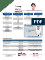 Childcare Resource Sheet - Republic County