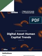 Digital Asset Human Capital Trends Report