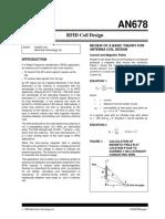 [Microchip] RFID Coil Design