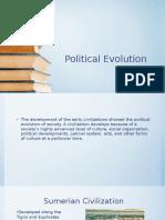 Political-Evolution