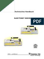 Fresenius_Injectomat_2000-2000P_-_Reparatur_Handbuch