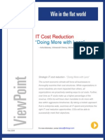 IT Cost Reduction Pov