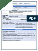 EDUCACIÓN FÍSICA 2° GRADO – TRIMESTRE 1 - SECUENCIA 1.docx