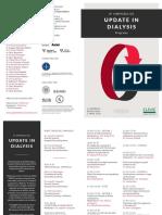 200120 UPDATE IN DIALYSIS 2020 Programa