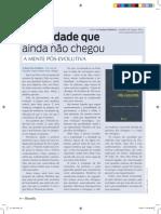 RESENHA DE A MENTE PÓS-EVOLUTIVA