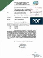 Informe Ule Al Alcalde