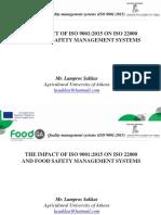 2) AUA Training - ISO 22000 (1)