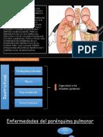 enf. del parenquima pulmonar