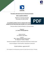 Los partidos políticos ante la violencia del crimen organizado_TESIS