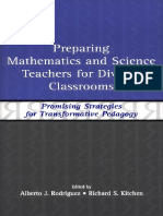 Alberto J. Rodriguez, Richard S. Kitchen - Preparing Mathematics and Science Teachers for Diverse Classrooms_ Promising Strategies for Transformative Pedagogy.pdf
