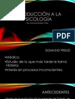 Introducción al desarrollo de la psicología