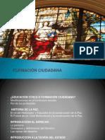 FORMACIÓN CIUDADANA CLASES 2014.pptx