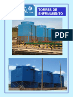 CATALOGO TORRES DE ENFRIAMIENTO 2015-2