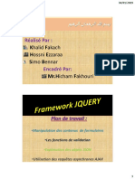 Framework JQUERY