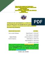 PROYECTO III, LAS PARCELAS (OBSERVACIONES)