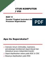 Instr Paralel n Superscalar