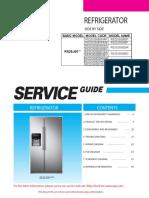 Samsung Rs25j500dbc Rs25j500dww Rs25j500dsr Rs25j5008sp Service Manual