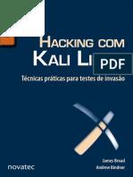 hacking wuth Kali Linux