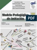 MODELO PEDAGOGICO DE IMITACION