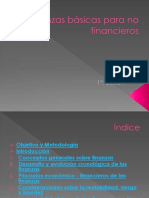 Finanzas básicas para no financieros 1