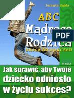ABC Mądrego Rodzica Droga Do Sukcesu__Jolanta Gajda