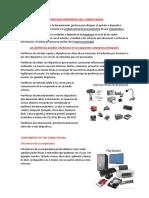 Dispositivos Perifericos Del Computador