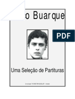 Chico Buarque Partituras