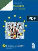 Inés María Gómez-Chacón (ed) - Identidad Europea - Individuo, Grupo, Sociedad