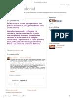 ética profesional_ La prudencia
