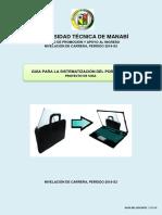 1.- Guía Portafolio