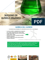 NOCIONES DE QUIMICA ORGANICA