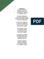 CANCIONES TEMPLO ESPIRITUALISTA TRINITARIO MARIANO