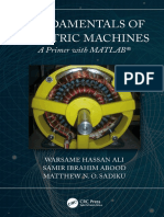 Fundamentals of Electric Machines A Primer with MATLAB.pdf