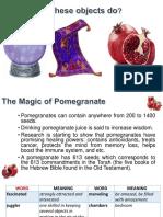 The Magic Pomegranate PPT Presentation