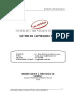 ADMINISTRACION BUENAZO
