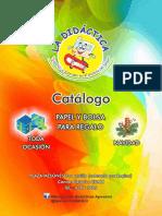 1 Catalogo Papel y Bolsas Toda Ocasion 2018 en Linea Cvas
