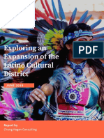 Latino Cultural District Expansion Report