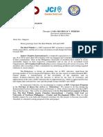 TRW-JCI-UNP Letter 2020