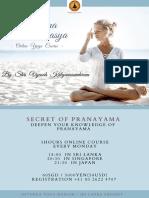 pranayama rahasya english flyer
