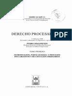 Derecho Procesal Civil Introducción, Guasp 03050601356