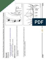 Remover parachoque Vectra C