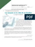 GUÍA COMPRENSIÓN LECTORA memorias y diarios.doc